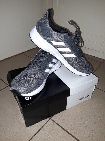 ADIDAS shoes 100% αυθεντικά αχρησιμοποίητα 45 νούμερο θα σας τα στείλω