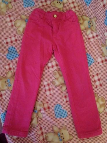 Termo pantalone kao nove vel.116 - Nis
