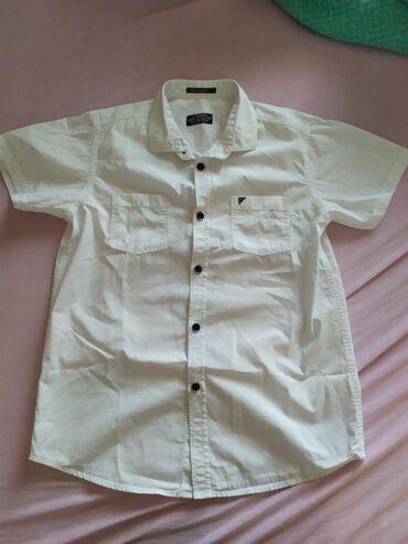 Рубашка школьная 10-11 лет