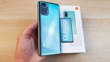 32 объявлений | ЭЛЕКТРОНИКА: Xiaomi Redmi Note 10 | 64 ГБ | Синий | Гарантия, Сенсорный, Отпечаток пальца