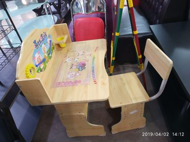 Детская парта в Бишкек
