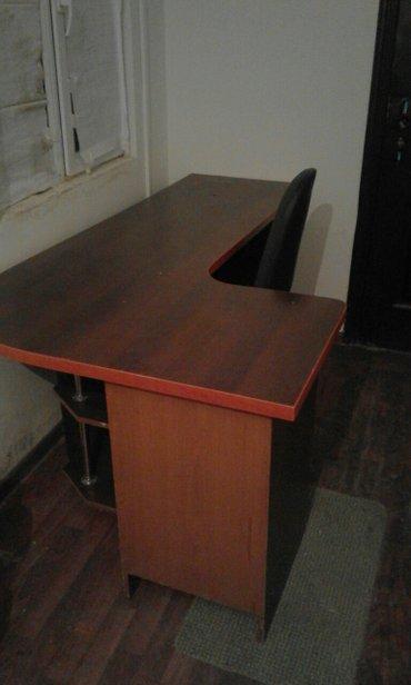 Офисный стол, еще можно использовать в Бишкек