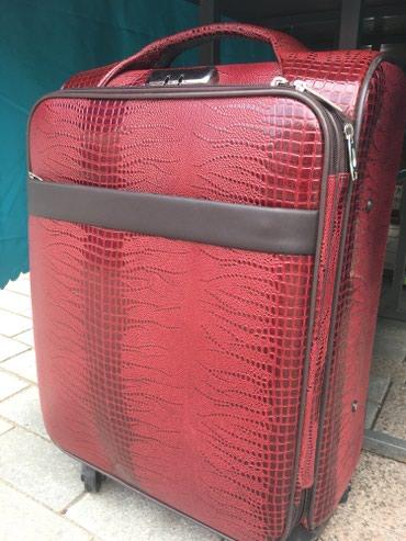 Новые суперкачественные чемоданы в Бишкек