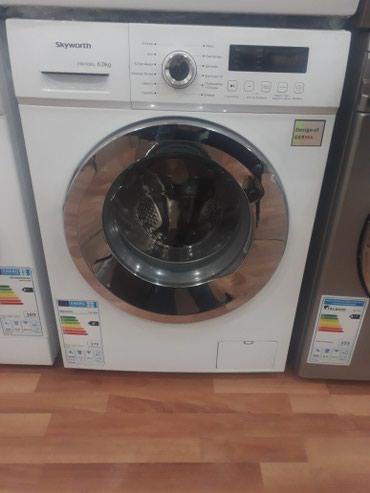 Xırdalan şəhərində Öndən Avtomat Washing Machine Skyworth 6 kq.