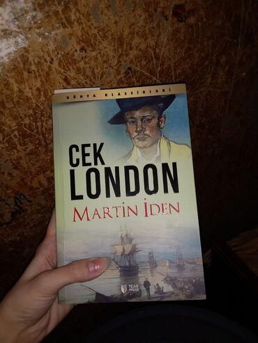 """Aston martin db7 59 mt - Azərbaycan: Cek London """"Martin İden"""" kitabı Təzədir Bakı şəh. (Əmircan)"""