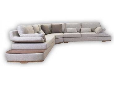 Бонуччи угловой диван от фирмы Лина, в Бишкек