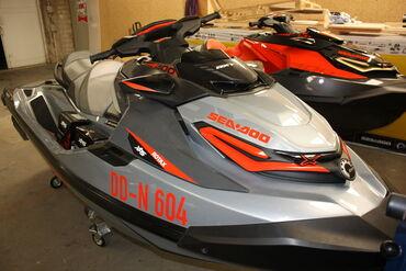 """купить прицепы в Кыргызстан: Новый водный гидроцикл sea-doo """"rxt-x300"""" куплен год назад из германии"""