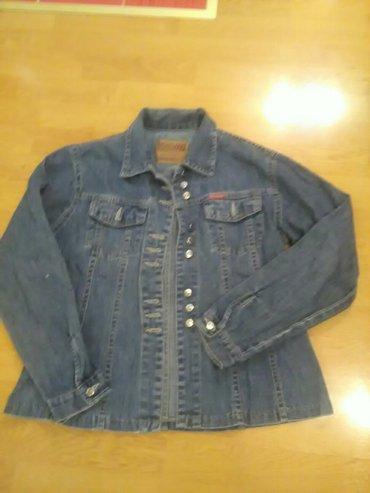 Zenska teksas jakna.velicina L - Bajina Basta