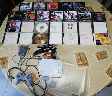 Πωλείται Playstation ONE Mini (τσιπαρισμένο!) μαζί με κάρτα μνήμης και