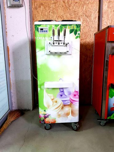 Фризер для мягкого мороженого 48л в Бишкек