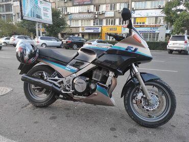 Yamaha - Кыргызстан: Продаю YAMAHA FJ1200, в хорошем состоянии, 1996 г. Объем 1,2 литра