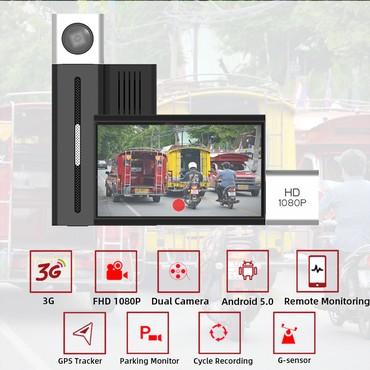 zapchasti folksvagen transporter t4 в Азербайджан: Video RegistratorPhisung T4 Dünyanın İstənilən Nöqtəsindən Avtomobil