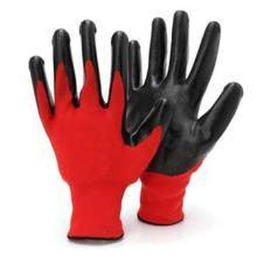 Хлопчатобумажные перчатки с покрытием