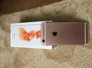 Iphone 6s (64gb),idealnoe soatoyanie в Бишкек