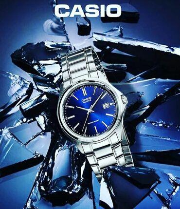 Qol saatları - Azərbaycan: Gümüşü Qol saatları Casio
