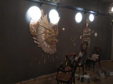Принимаю заказы на роспись стен. По в Бишкек