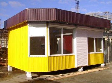 Рольставни на вход 1,0*2,1 павильон в Бишкек