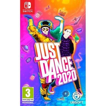 Nintendo DS & DSi Azərbaycanda: Nintendo switch üçün just dance 2020 oyunu
