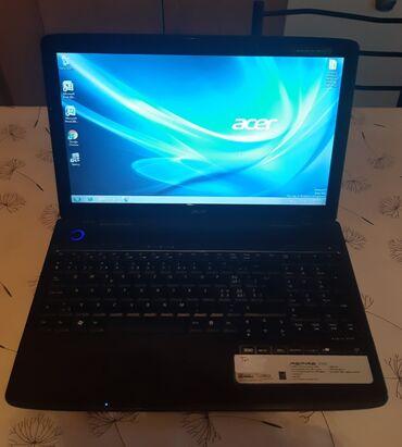 Acer Aspire 5737Z, odlicno stanje i fizicko i funkcionalno. ImaLED