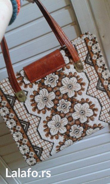 👑👑👑unikatna torbaa rucni rad ,novaaa ,prelepa je , elegantnaaa - Cuprija - slika 3