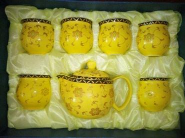 Чайный китайский сервиз Пользовались мало в Бишкек