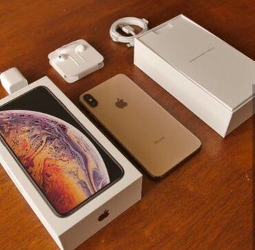 Электроника - Таджикистан: IPhone Xs Max | 512 ГБ | Розовое золото (Rose Gold) Б/У | Гарантия, Кредит, Битый
