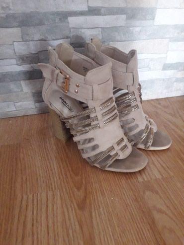 Predivne sandale probane po kuci samo broj26 gaziste 23cm a visina - Sabac