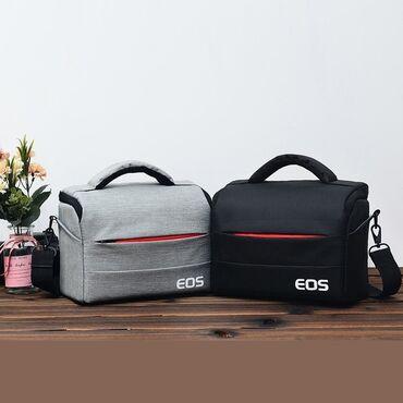 Фото и видеокамеры - Кыргызстан: Сумка для фотоаппарата EOS -3101Компактная плечевая сумка для