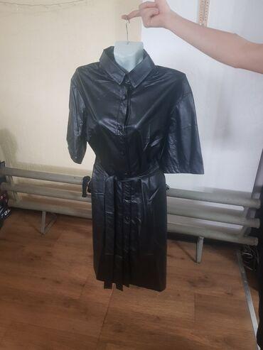 Продаю платья из эко кожи, есть все размеры