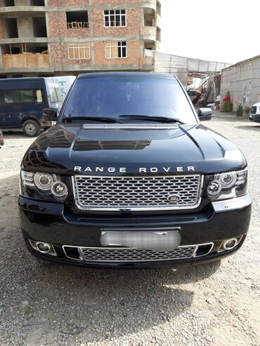 Land Rover - Azərbaycan: Land Rover Range Rover Evoque 4.2 l. 2006 | 205324 km