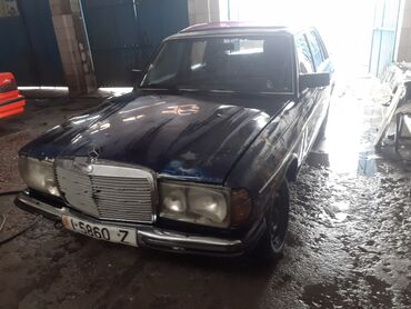 Mercedes-Benz W123 2.3 л. 1981