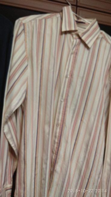 Продаются мужские рубашки с длинным в Bakı