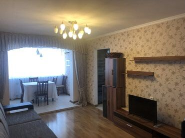 Сдается квартира: 3 комнаты, 65 кв. м, Бишкек