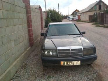 Mercedes-Benz 190 (W201) 1991 в Бактуу Долоноту