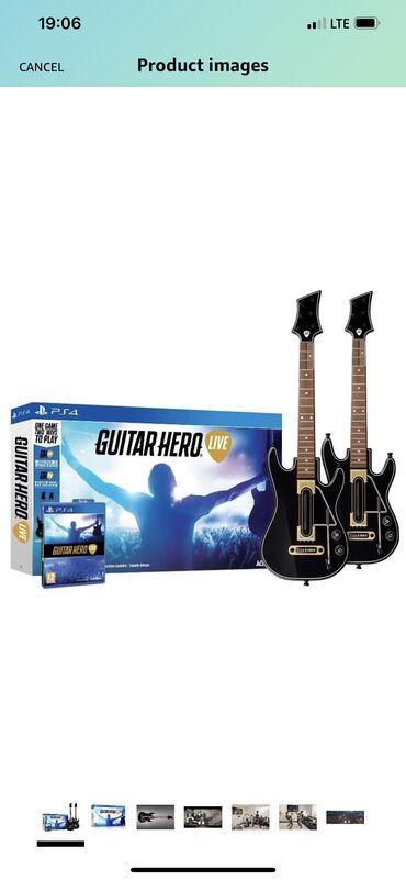 Куплю куплю гитары для пс4 ps4
