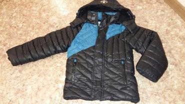 детская одежда бу для мальчиков в Кыргызстан: Куртка зима на 6-7лет бу