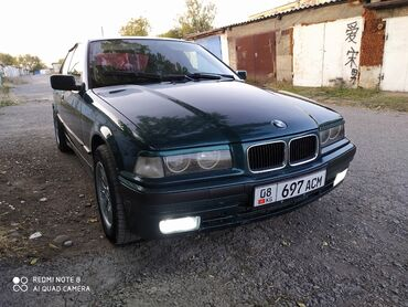 BMW - Токмак: BMW 3 series 1.6 л. 1993 | 300000 км
