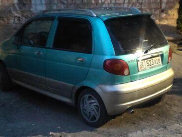 Daewoo Matiz 0.8 л. 2003 | 260 км
