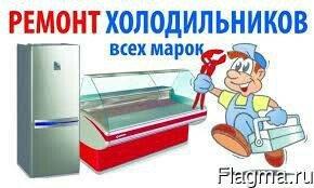 Ремонт промышленных холодильников. в Бишкек