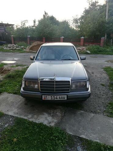 Транспорт - Корумду: Mercedes-Benz W124 2 л. 1991