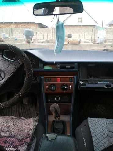 Mercedes-Benz W124 3 л. 1990