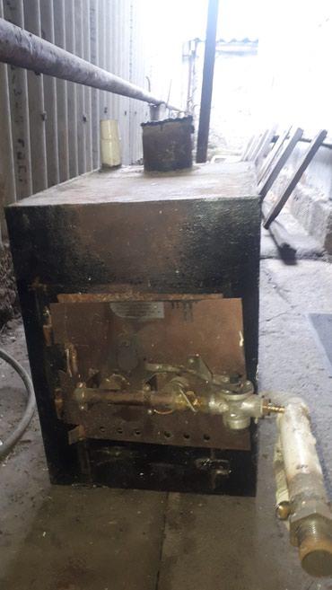 Продаю котел 3в1. имеется газовая в Бишкек