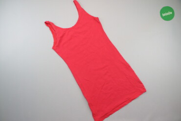 Жіноча однотонна сукня, р. XS    Довжина: 75 см Напівобхват грудей: 35