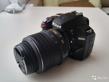 Сатып алам фотоаппарат Nikon D3200 в Бишкек
