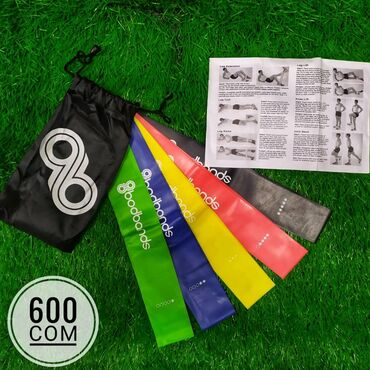 Фитнес-резинка – это простой и удобный спортивный инвентарь для