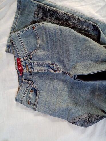 Продаю джинсы б/у размер 26, цена 200