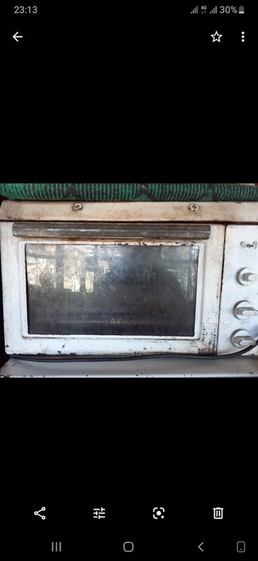 Другая бытовая техника в Ак-Джол: Продаём Аленку духовка хорошо печёт в рабочем состоянии продаём за