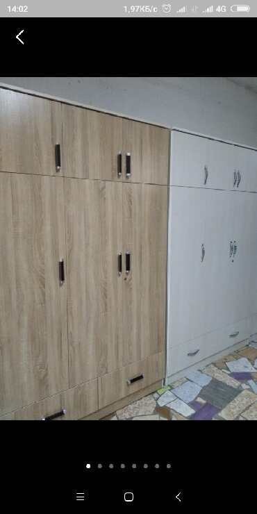 шкаф-3 в Кыргызстан: Шкаф 3 дверный