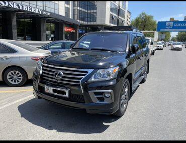 Lexus LX 5.7 л. 2015 | 100000 км