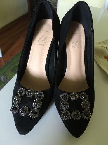Продаю или обменяю туфли на кроссовки. Туфли ношены один раз, на той